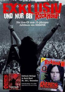 Kreator: Terror Prevails - Live At Rock Hard Festival (CD) - Bild 7
