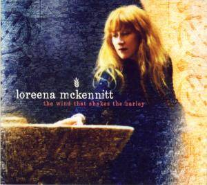 Loreena McKennitt: Wind That Shakes The Barley, The - Cover