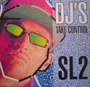 Cover - SL2: DJ's Take Control