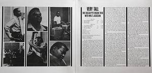 Oscar Peterson Trio & Milt Jackson: Very Tall (LP) - Bild 2