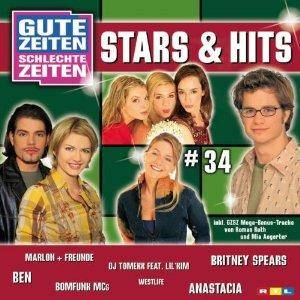 Cover - 1 Giant Leap Feat. Robbie Williams & Maxi Jazz: GZSZ- Stars & Hits 34