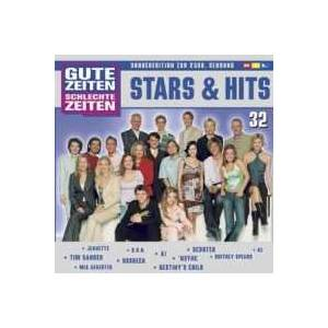 Cover - Hot Coffee Pres. Pink Coffee: GZSZ - Stars & Hits 32