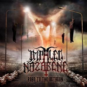 Impaled Nazarene: Road To The Octagon - Cover