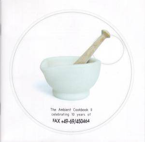Cover - Pulsation: Ambient Cookbook II, The