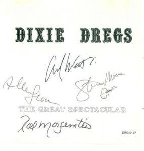 Cover - Dixie Dregs: Great Spectacular, The