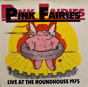 Cover - Pink Fairies: Live At The Roundhouse 1975