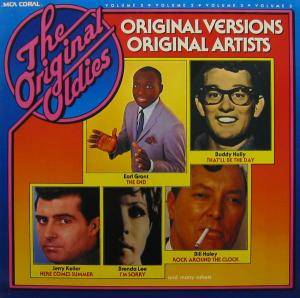 Original Oldies Vol. 2, The - Cover