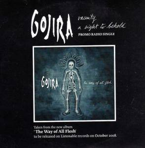 Cover - Gojira: Vacuity / A Sight To Behold