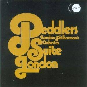 Cover - Peddlers, The: Suite London