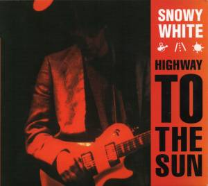 Cover - Snowy White: Highway To The Sun
