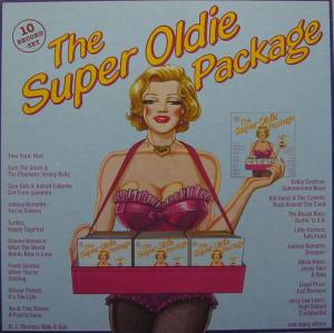 Cover - Various Artists/Sampler: Super Oldie Package, The