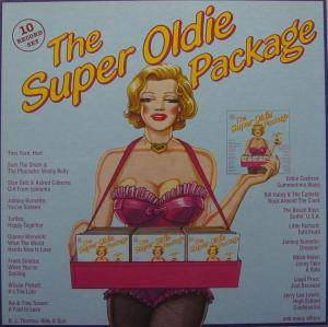 Super Oldie Package, The - Cover