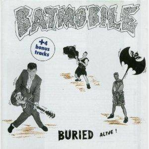 Cover - Batmobile: Buried Alive!