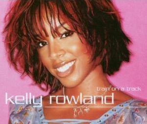Cover - Kelly Rowland: Train On A Track