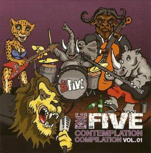 Cover - Sorrow, The: Big Five #05 - Contemplation Compilation Vol. 01
