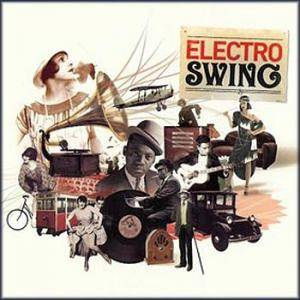 Cover - M: Electro Swing