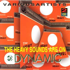Cover - Blues Busters, The: Heavy Sounds Are On Dynamic, The