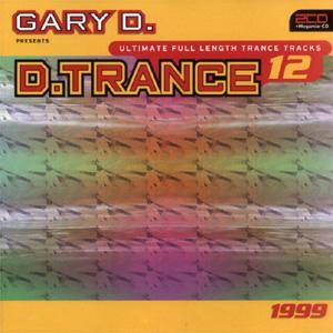 Cover - Lac Terra: Gary D. Presents D.Trance 12