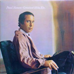 Paul Simon: Greatest Hits, Etc. - Cover
