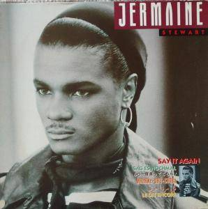 Cover - Jermaine Stewart: Say It Again