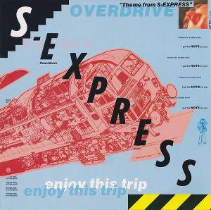 S'Express: Theme From S-Express - Cover