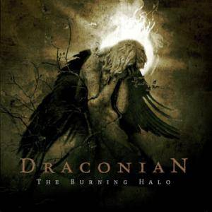 Cover - Draconian: Burning Halo, The