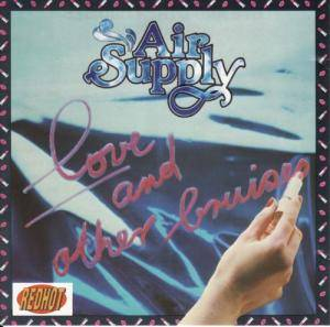 Cover - Air Supply: Love And Other Bruises