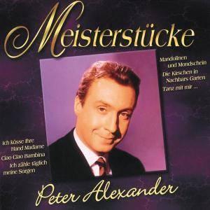 peter alexander meisterst cke cd 1995. Black Bedroom Furniture Sets. Home Design Ideas