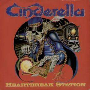 Cinderella: Heartbreak Station - Cover