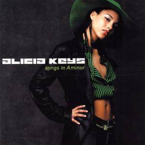 Cover - Alicia Keys: Songs In A Minor