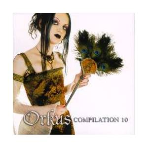 Cover - Eva O.: Orkus Compilation 10