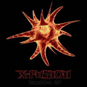 Cover - X-FUSION: BlackOut EP