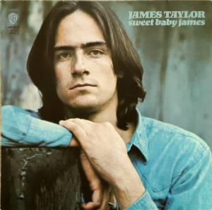 Cover - James Taylor: Sweet Baby James