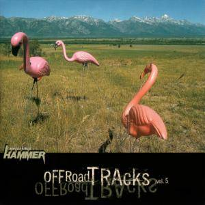 Cover - Dark: Metal Hammer - Off Road Tracks Vol. 05