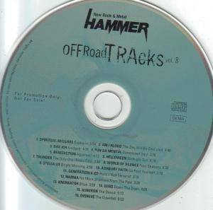 Metal Hammer - Off Road Tracks Vol. 08 (CD) - Bild 2
