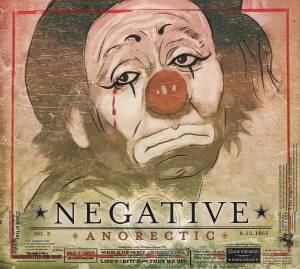 Negative: Anorectic - Cover