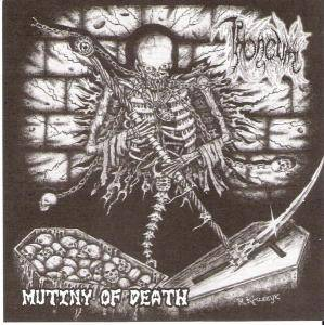 Throneum: Mutiny Of Death - Cover