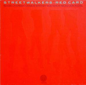 Streetwalkers: Red Card - Cover