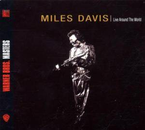 Miles Davis: Live Around The World - Cover