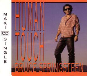Bruce Springsteen: Human Touch - Cover