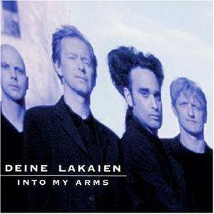 Deine Lakaien: Into My Arms - Cover