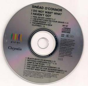 Sinéad O'Connor: I Do Not Want What I Haven't Got. (CD) - Bild 3