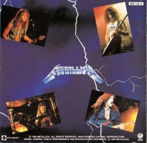Metallica: Ride The Lightning (CD) - Bild 4