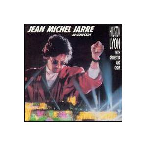 Jean Michel Jarre: In Concert / Houston-Lyon - Cover