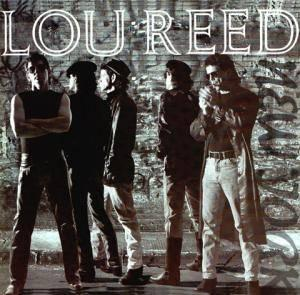 Lou Reed: New York - Cover
