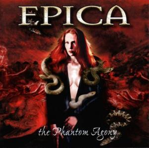 Epica: Phantom Agony, The - Cover