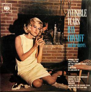 Ray Conniff: Invisible Tears - Cover