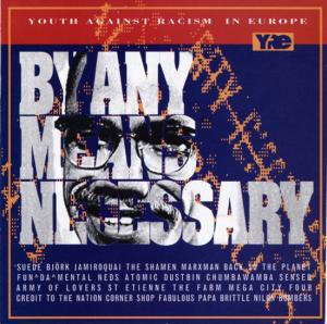 Cover - Various Artists/Sampler: By Any Means Necessary