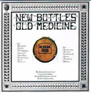 Cover - Medicine Head: New Bottles Old Medicine