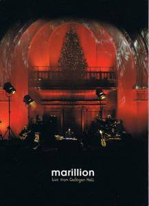 Marillion: Live From Cadogan Hall - Cover